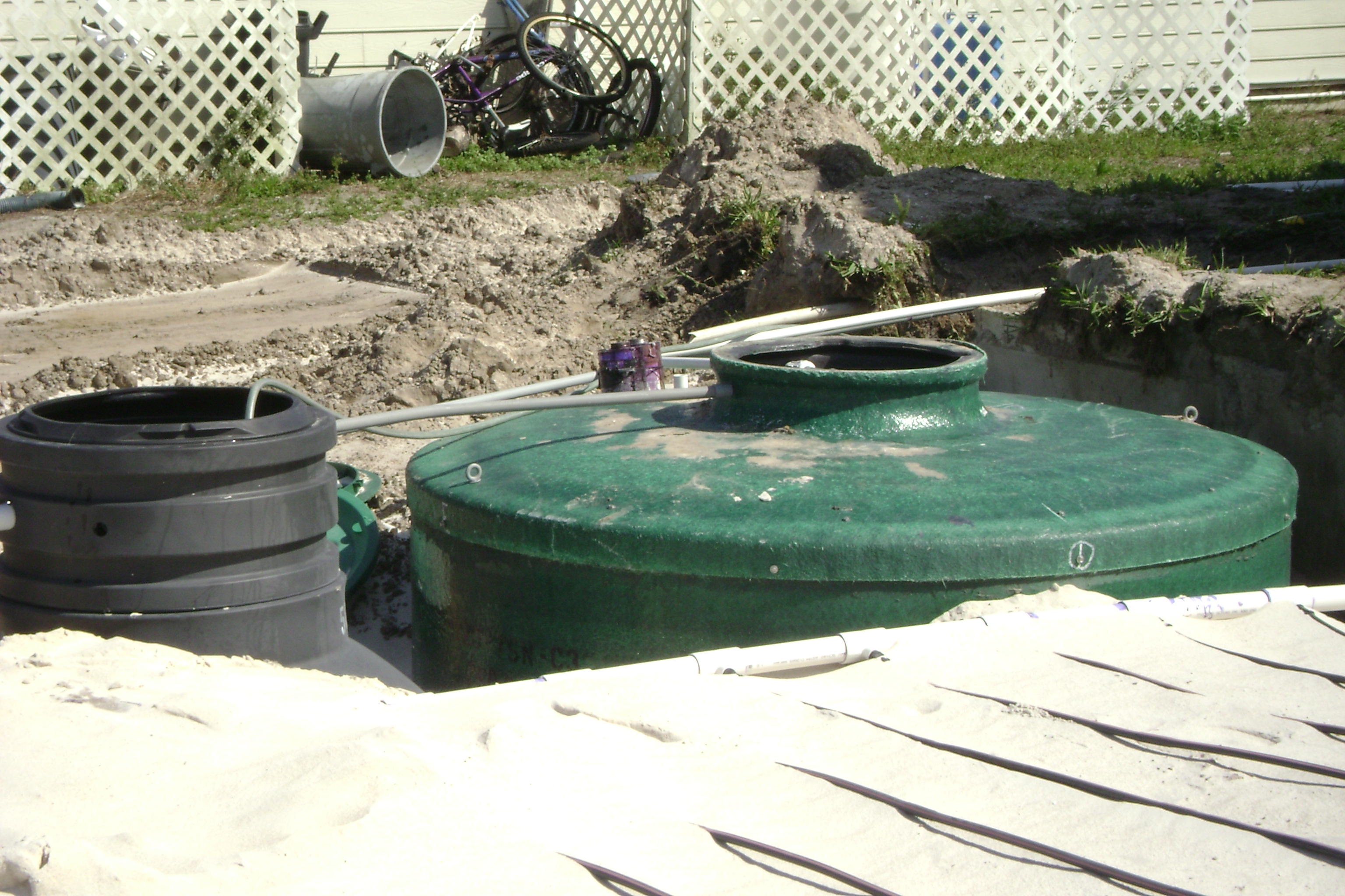 Clearstream Aerobic Septic System Pictures To Pin On